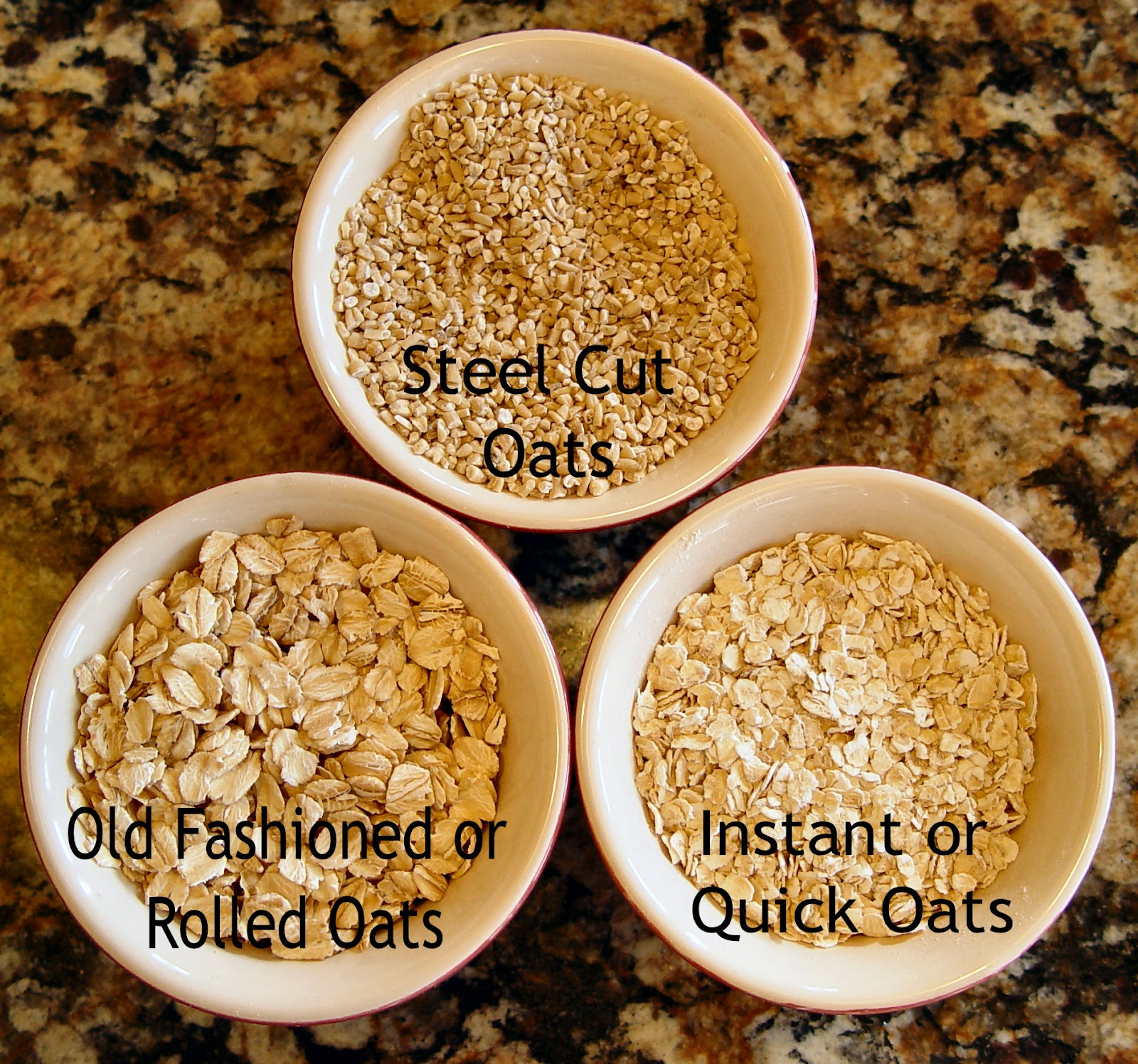 cut oatmeal steel cut oats oh so good steel cut oats steel cut oats ...